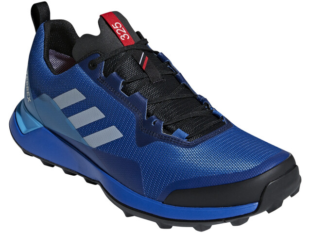 adidas TERREX CMTK GTX Shoes Men blue beauty/grey one/shock cyan